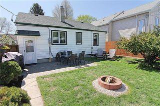 Photo 17: 55 Clonard Avenue in Winnipeg: Residential for sale (2D)  : MLS®# 1913873