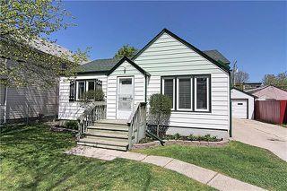 Photo 1: 55 Clonard Avenue in Winnipeg: Residential for sale (2D)  : MLS®# 1913873