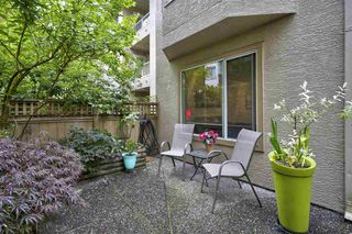 """Photo 2: 108 1009 HOWAY Street in New Westminster: Uptown NW Condo for sale in """"Huntington West"""" : MLS®# R2373733"""