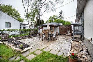 Photo 18: 1 Frontenac Bay in Winnipeg: Windsor Park Residential for sale (2G)  : MLS®# 1912334