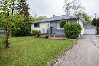 Photo 1: 1 Frontenac Bay in Winnipeg: Windsor Park Residential for sale (2G)  : MLS®# 1912334