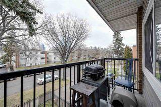 Photo 17: 31 10640 108 Street in Edmonton: Zone 08 Condo for sale : MLS®# E4161694