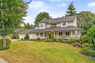 """Main Photo: 5428 185 Street in Surrey: Cloverdale BC House for sale in """"Hunter Park"""" (Cloverdale)  : MLS®# R2397719"""