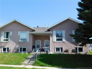 Main Photo: 5207 53 Street in Rocky Mountain House: RE Rocky Mtn House Multi-Family for sale : MLS®# CA0177140