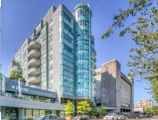 Photo 1: 603 1438 W 7TH Avenue in Vancouver: Fairview VW Condo for sale (Vancouver West)  : MLS®# R2401538