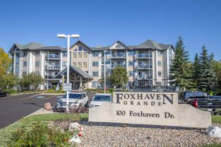 Main Photo: 302 100 FOXHAVEN Drive: Sherwood Park Condo for sale : MLS®# E4174451