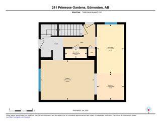 Photo 31: 211 PRIMROSE GARDENS Gardens in Edmonton: Zone 20 Townhouse for sale : MLS®# E4187396