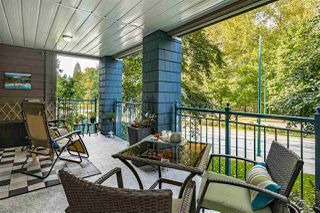 """Photo 23: 208 1200 EASTWOOD Street in Coquitlam: North Coquitlam Condo for sale in """"LAKESIDE TERRACE"""" : MLS®# R2506576"""