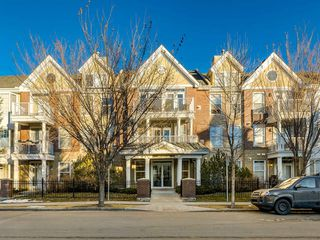 Photo 1: 205 3651 Marda Link SW in Calgary: Garrison Woods Apartment for sale : MLS®# A1053396