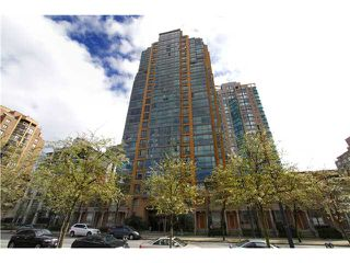 Photo 1: 1606 1188 RICHARDS Street in Vancouver: VVWYA Condo for sale (Vancouver West)  : MLS®# V879247