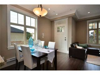 Photo 4: 2 3828 PENDER Street in Burnaby: Willingdon Heights Townhouse for sale (Burnaby North)  : MLS®# V906560