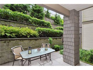 """Photo 3: 101 2969 WHISPER Way in Coquitlam: Westwood Plateau Condo for sale in """"SUMMERLIN"""" : MLS®# V909010"""