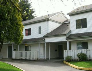 Main Photo: 3 21707 DEWDNEY TRUNK RD in Maple Ridge: West Central Townhouse for sale : MLS®# V585939