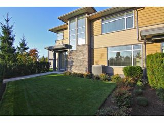 "Photo 2: 20 2603 162ND Street in Surrey: Grandview Surrey Townhouse for sale in ""Vinterra"" (South Surrey White Rock)  : MLS®# F1324366"