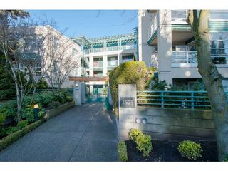 "Photo 1: 206 2575 W 4TH Avenue in Vancouver: Kitsilano Condo for sale in ""SEAGATE ON FOURTH"" (Vancouver West)  : MLS®# V1045521"