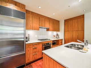 "Photo 6: 1669 W 8TH Avenue in Vancouver: Fairview VW Townhouse for sale in ""Camera"" (Vancouver West)  : MLS®# V1066169"