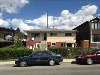 Photo 1: 342 32 Avenue NE in CALGARY: Highland Park Residential Detached Single Family for sale (Calgary)  : MLS®# C3617783