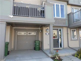 Photo 2: 7 WINDSTONE Green SW: Airdrie Residential Attached for sale : MLS®# C3638273
