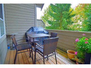 "Photo 13: 110 1465 PARKWAY Boulevard in Coquitlam: Westwood Plateau Townhouse for sale in ""SILVER OAK"" : MLS®# V1092299"