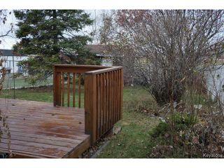 Photo 3: 16 Westfield Drive in WINNIPEG: Charleswood Residential for sale (South Winnipeg)  : MLS®# 1427132