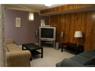 Photo 16: 16 Westfield Drive in WINNIPEG: Charleswood Residential for sale (South Winnipeg)  : MLS®# 1427132