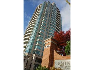"Photo 20: 1502 6659 SOUTHOAKS Crescent in Burnaby: Highgate Condo for sale in ""GEMINI II"" (Burnaby South)  : MLS®# V1099936"