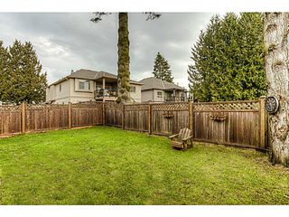 Photo 19: 8564 ALEXANDRA Street in Mission: Mission BC House for sale : MLS®# F1430521