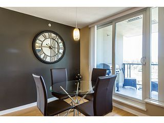 "Photo 5: 1503 651 NOOTKA Way in Port Moody: Port Moody Centre Condo for sale in ""SAHALEE"" : MLS®# V1124206"