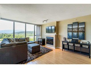 "Photo 1: 1503 651 NOOTKA Way in Port Moody: Port Moody Centre Condo for sale in ""SAHALEE"" : MLS®# V1124206"