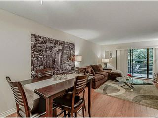 """Photo 3: 106 1200 PACIFIC Street in Coquitlam: North Coquitlam Condo for sale in """"GLENVIEW MANOR"""" : MLS®# V1139335"""