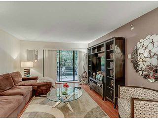 """Photo 1: 106 1200 PACIFIC Street in Coquitlam: North Coquitlam Condo for sale in """"GLENVIEW MANOR"""" : MLS®# V1139335"""