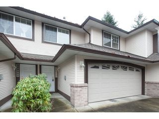 "Photo 1: 54 15959 82ND Avenue in Surrey: Fleetwood Tynehead Townhouse for sale in ""CHERRY TREE LANE"" : MLS®# R2035228"
