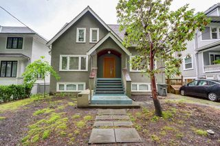 Photo 1: 417 W 14TH Avenue in Vancouver: Mount Pleasant VW House for sale (Vancouver West)  : MLS®# R2040420
