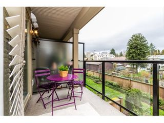 "Photo 18: 205 2175 FRASER Avenue in Port Coquitlam: Glenwood PQ Condo for sale in ""THE RESIDENCES ON SHAUGHNESSY"" : MLS®# R2046695"