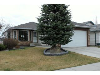 Photo 1: 523 SHEEP RIVER Close: Okotoks House for sale : MLS®# C4059831