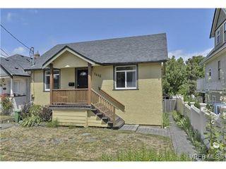 Photo 3: 1416 Denman St in VICTORIA: Vi Fernwood Single Family Detached for sale (Victoria)  : MLS®# 736823
