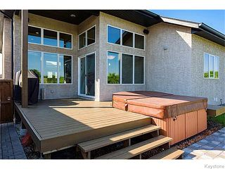 Photo 15: 67 Portside Drive in Winnipeg: Van Hull Estates Residential for sale (2C)  : MLS®# 1622306