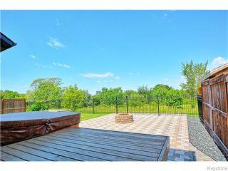 Photo 17: 67 Portside Drive in Winnipeg: Van Hull Estates Residential for sale (2C)  : MLS®# 1622306