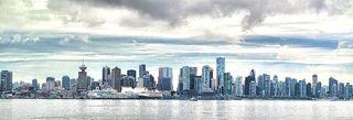 Photo 3: 609 168 E ESPLANADE Avenue in North Vancouver: Lower Lonsdale Condo for sale