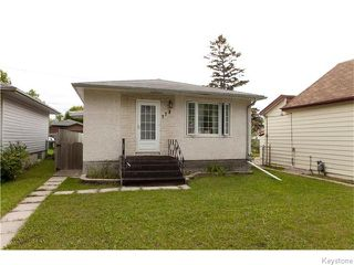Photo 1: 778 Talbot Avenue in Winnipeg: East Kildonan Residential for sale (3B)  : MLS®# 1624155