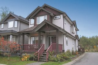 "Photo 1: 24282 101A Avenue in Maple Ridge: Albion House for sale in ""CASTLE BROOK"" : MLS®# R2119019"
