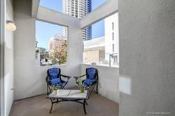 Photo 9: DOWNTOWN Condo for rent : 2 bedrooms : 701 Kettner #135 in San Diego