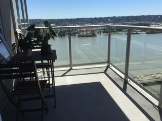 Photo 7: 1605 125 COLUMBIA STREET in New Westminster: Downtown NW Condo for sale : MLS®# R2177388