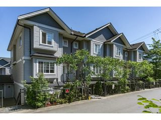 """Main Photo: 43 11255 132 Street in Surrey: Bridgeview Townhouse for sale in """"Fraser View Terrace"""" (North Surrey)  : MLS®# R2186119"""