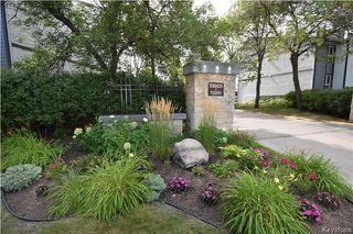 Photo 16: 122 Portsmouth Boulevard in Winnipeg: Tuxedo Condominium for sale (1E)  : MLS®# 1723061