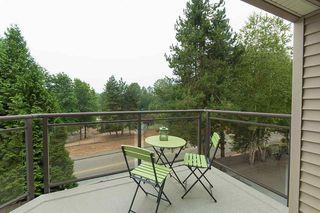 "Photo 8: 322 1215 LANSDOWNE Drive in Coquitlam: Upper Eagle Ridge Townhouse for sale in ""SUNRIDGE ESTATES"" : MLS®# R2203878"