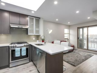 "Photo 1: 401 688 E 16TH Avenue in Vancouver: Fraser VE Condo for sale in ""VINTAGE EASTSIDE"" (Vancouver East)  : MLS®# R2223422"