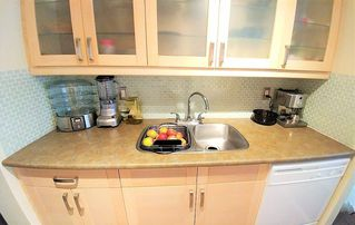 """Photo 5: 508 4105 MAYWOOD Street in Burnaby: Metrotown Condo for sale in """"TIMES SQUARE"""" (Burnaby South)  : MLS®# R2224151"""