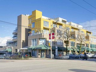 "Photo 1: 301 1978 VINE Street in Vancouver: Kitsilano Condo for sale in ""CAPERS BUILDING"" (Vancouver West)  : MLS®# R2224832"