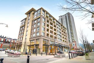 "Photo 1: 612 121 BREW Street in Port Moody: Port Moody Centre Condo for sale in ""ROOM AT SUTERBROOK"" : MLS®# R2227981"